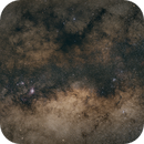 The center of the Milky Way,                                alphaastro (Rüdiger)