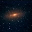 Messier 31,                                Marvin Johanning