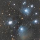M45 - Plejaden,                                Nikolaus Popa