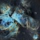 The Great Nebula in Carina,                                Ethan Wong