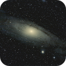 M31 Galaxie d'Andromède,                                dagar