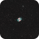 M27 - The Dumbbell Nebula in SHOO,                                Benny Colyn