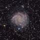 NGC6946 / sn2017eaw,                                Patrick Dufour
