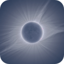 HDR of Solar Eclipse from Wyoming,                                Peter Pat