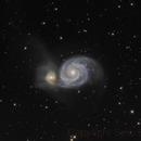 M51 ,                                setheddy