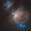 Messier 42,                                Manfred Ferstl