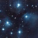 Les Pléiades M45  the Pleiades,                                Victor