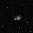 M51,                                horizon