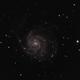 M101 Pinwheel Galaxy,                                Sven Heinisch