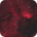 A tulip in space (SH2-101, HaRGB),                                Sven Hoffmann
