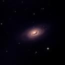 M64 Black Eye Galaxy,                                Joe Niemeyer