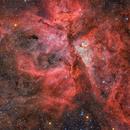 Eta Carinae,                                Alessandro Cipolat Bares