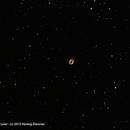 M57 Ring Nebula,                                Herwig Diessner