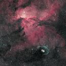 NGC6188 and NGC6164,                                ChrisG_BNE