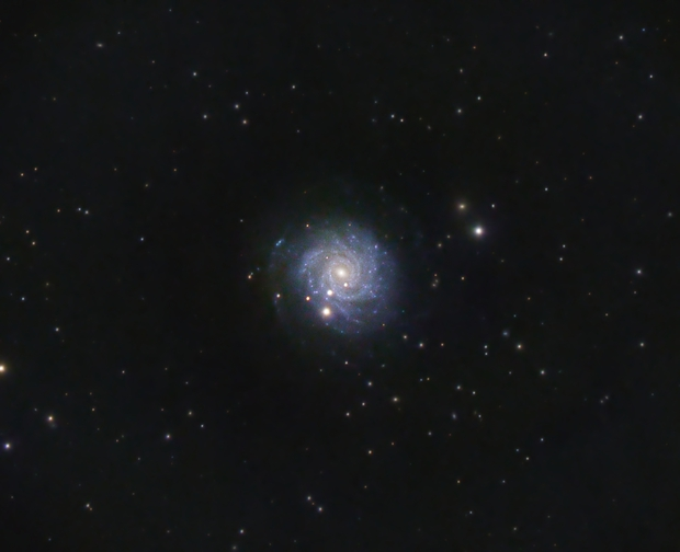 NGC 3344 The Sliced Onion Galaxy,                                JohnAdastra