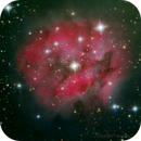 Ic 5146 (a crop... wainting for the largest one),                                Pasquale Costantino