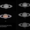Saturn from June 8th 2013 - LRGB,                                TC_Fenua
