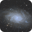 Messier 33 (Combination),                                Manfred Ferstl
