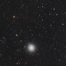 Globular Cluster M92,                                Jenafan