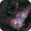 Eta Carinae Nebula,                                Paulo Cacella