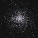 M13 - Hercules globular cluster,                                Almos Balasi