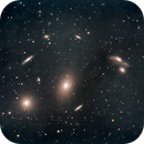 Eyes Galaxy (NGC4435) and others,                                Steen Knarberg