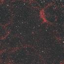 Sharpless 2-240 The Spaghetti Nebula,                                Elmiko