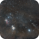 Orion Widefield - New EOS6D (unmodified) Testshot,                                Markus Bauer