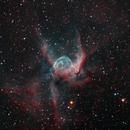 Thor's Helmet - NGC 2359,                                Thomas Richter