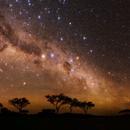 Serengeti Nightscape,                                Roger Clark
