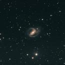 NGC 1097 from Richard Muhlack's Public Data ,                                Jonathan Rupert