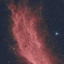 California Nebula OSC+Ha (NGC 1499/Sh2-220),                                Brandon Tackett