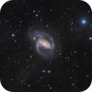 NGC1097 and jets in Fornax - Sadr Chili,                                  Arnaud Peel