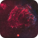 Sh2-221 Supernova Remnant,                                John Travis