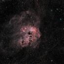 NGC 1893 HaRGB,                                DerPit