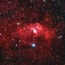 Bubble Nebula,                                KC