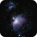 First real attempt at the M42 Orion Nebula,                                samlucid