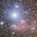 IC 59 / 63 - Gamma Cassiopea Nebulosity,                                Riccardo A. Balle...