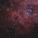 NGC 2244,                                Josef Büchsenmeister