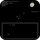 Ganimede, Europa, Io in high res 2012.10.07 UT 01.20,                                Alessandro Bianconi