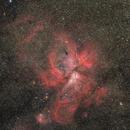Eta Carinae Nebula from Namibia,                                Luigi Fontana