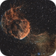 IC443 APO 80x480  /  ATIK ONE  /  AZEQ6, HOO and SHO,                                Pulsar59