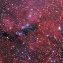 NGC 6914 -  Vdb 131 e Vdb 132,                                GALASSIA 60