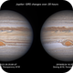 Jupiter: changes in GRS over 20 hours,                                Darren (DMach)