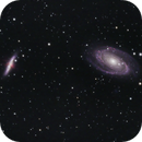 M81 and M82,                                astrobrian