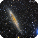 NGC 4945 - Great Galaxy in Centaurus,                                Rodrigo Andolfato