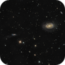 NGC 4725 on Lacerta 250,                                Piet Vanneste