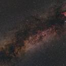 Cygnus Constellation,                                Stefan Westphal