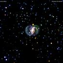 ngc6952 galassia nel cefeus                                                              distanza 59 milioni A.L:,                                Carlo Colombo