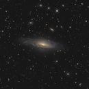 NGC 7331 and friends,                                John D (jaddbd)